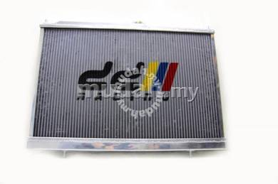 Dd ALUMINUM Radiator Mitsubishi Triton 4D56 DIESEL