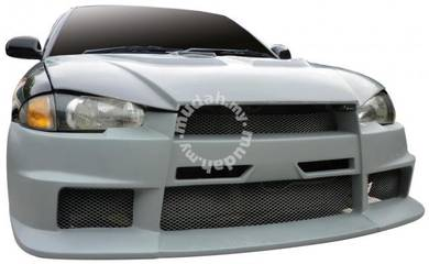 Proton Wira EVO 10 Front Bonnet And Bumper