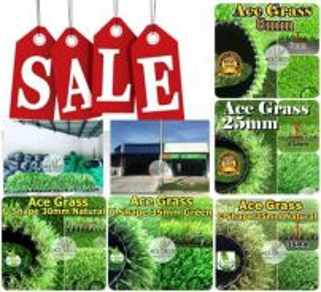 Premium Artificial Grass / Rumput Tiruan 08