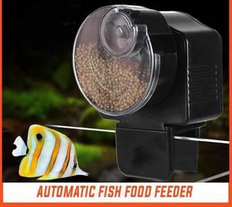 Automatic fish food feeder 08