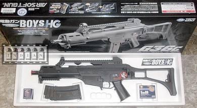 Toy gun model
