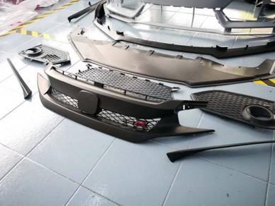 Honda civic fc type r bodykit bumper grille taiwan