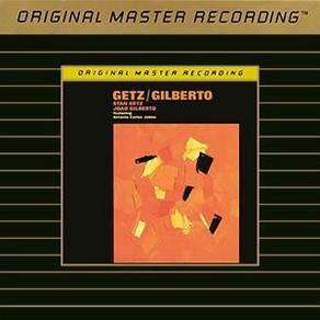 Stan Getz & Joao Gilberto Getz/Gilberto Gold CD