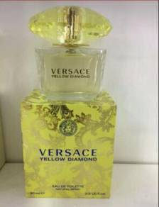 Perfume verasce yellow diamond