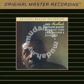 John Coltrane Quartet Ballads Gold CD