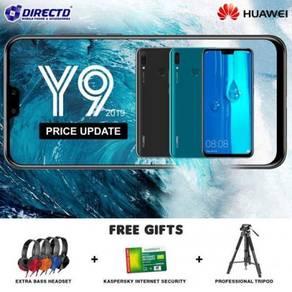 Huawei Y9 2019 (4GB RAM   4000mAh)MYset + 3 HADIAH