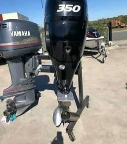 Mercury outboard motors Verado 350hp four stroke