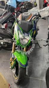 Kawasaki Z125 Pro Se (Low Dep)