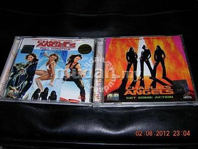 2 CHARLIE'S ANGELS VCD Part 1 and 2
