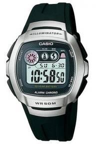 Watch - Casio Dual Time W210-1AVEF - ORIGINAL