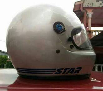 Helmet bellstar size62 full original usa
