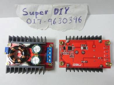 DC Boost Step up Module Power Supply 150W LED DIY