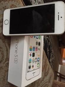 Iphone 5s 64gb complete sealed myset