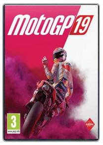 MotoGP 19 [PC Game] Email / Pendrive / Disc