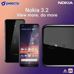 Nokia 3.2 (3GB RAM   32GB ROM   6.26 inci Skrin)MY
