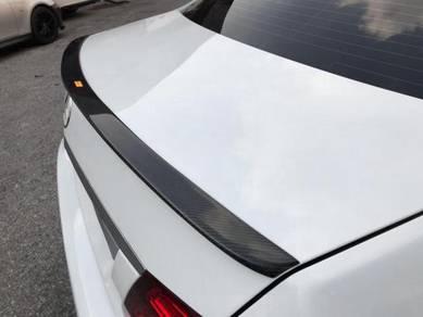 Mercedes benz w212 carbon fiber spoiler AMG