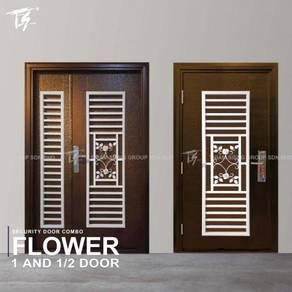 Combo Set Flower 1&1/2 & Single Door Zone2