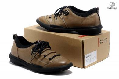 Shoes lace slip genuine ecco