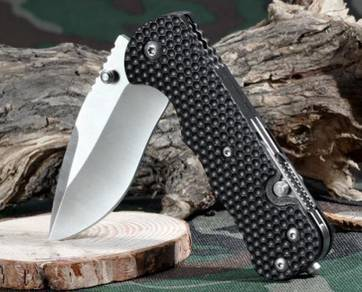 Sanrenmu 7045 LUCPH Stainless Steel Folding Knives