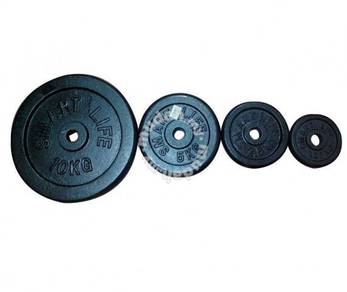 Dumbell-cast iron plate -SMARTLIFE