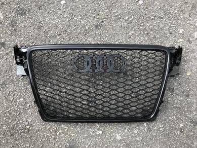 Audi A4 RS4 grille Audi A5 RS5 grille