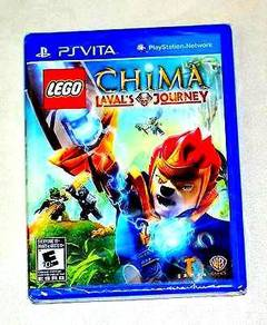 Lego Legends of Chima - Ps Vita Game