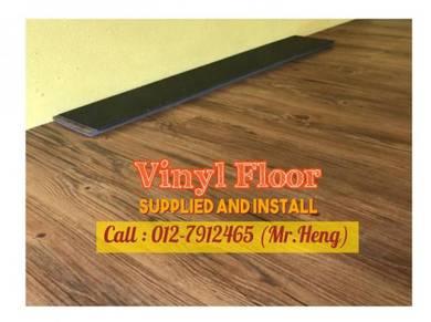 Simple Vinyl Floor with Installation PY75