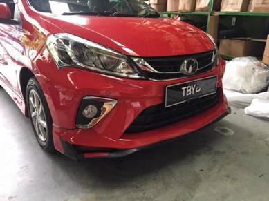 Perodua myvi drive 68 bodykit w paint body kit