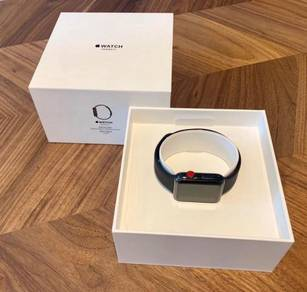 Apple Watch Series 3 42mm Space Black Stainless
