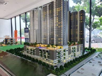 [7units] Putrajaya Luxury Condo For Sale! 4% Cashback! Free Furnishes!