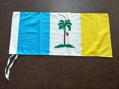 Bendera Pinang Saiz 1' x 2' 🔥 Clear Stock 🔥