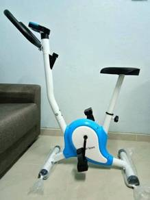 Exercise bike basikal latihan red blue