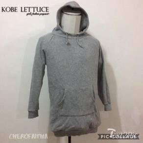 Baju Kobe Lettuce original hoodie long pullover sw