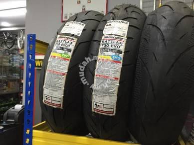 BRIDGESTONE T30 Tyre For SuperBike Ready Stocks
