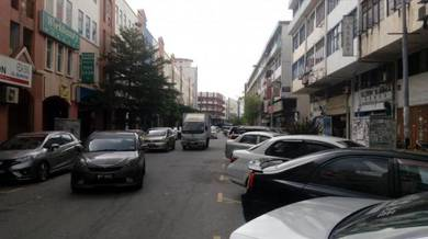 Klang,Jalan goh hock huat, 4 storey Shop lot/office for sale or rent