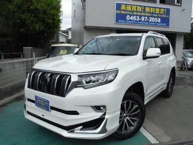 Toyota Prado Land cruiser Facelift conversion 2018