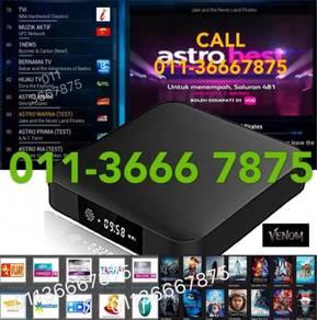 New LIVETIME Tv Androis Box fullSTRO iptv hd