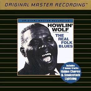 Howlin' Wolf The Real Folk Blues Gold CD