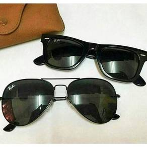 Wayfarer & Aviator (Set Couple)
