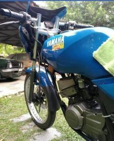 Yamaha rxz 1995 kebawah