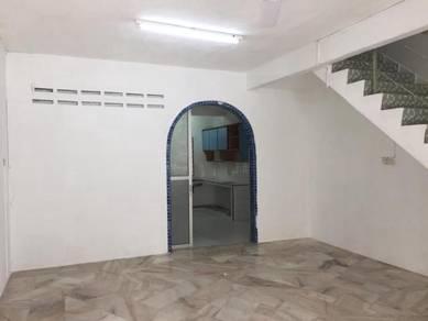 Setapak Taman Sri Rampai Double Storey House Partly Furnish #MUSTVIEW