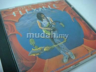 Steve Vai FLEXABLE 1984 USA CD
