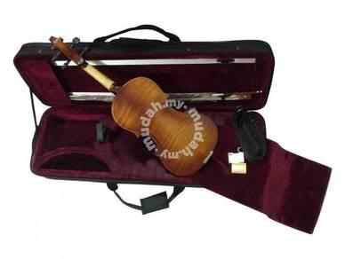 Violin Copy Stradivarius Matt Full Size (4/4 Size)