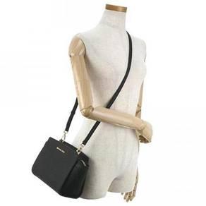 M&K Bag Classy Saffiano Effect Sling Handbag