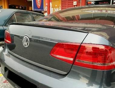 VW Passat B7 Rear spoiler bodykit skirting
