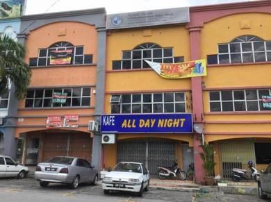 3 Storey Shop Pusat Perdagangan Seri Kembangan PSK 2 Serdang Selangor