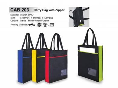 Document Bag Beg Seminar Boleh Cetak Logo