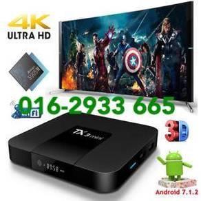 Mini tx3 2/16g android octa tv box best