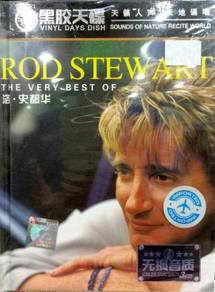IMPORTED CD The Very Best Of Rod Stewart 3CD