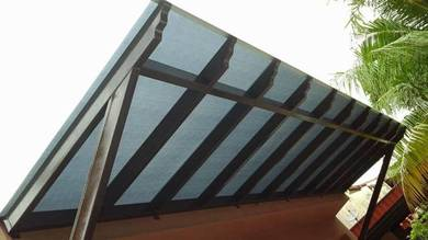 Polycarbonate Awning, ACP Awning, Gate, Grill